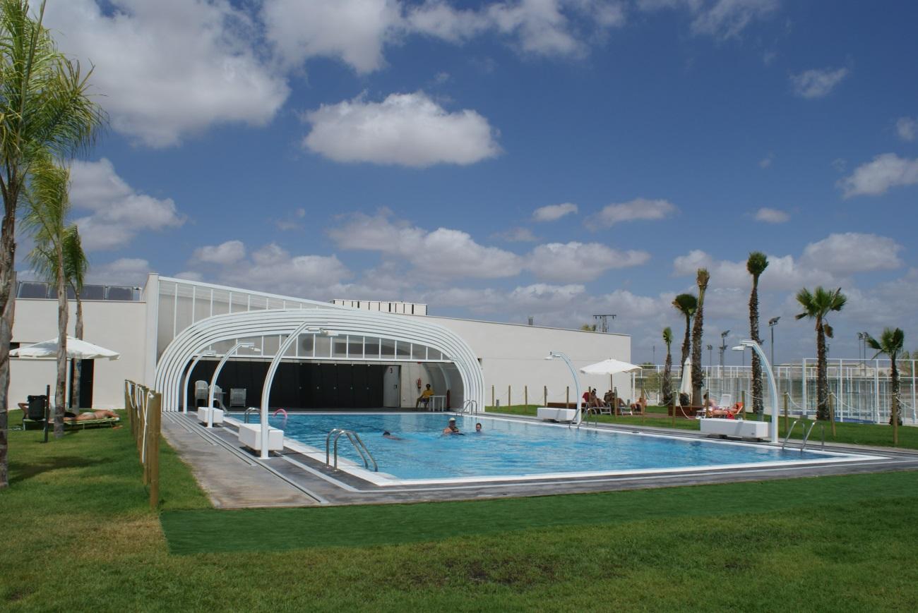 aquadel center instalaciones